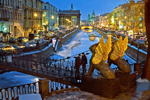 Russian Capitals in Winter|East West Tours