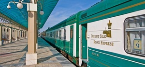 The Legendary Silk Road from Almaty to Ashgabat Orient Silk Road Express