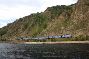 Trans Siberian Tour  by Private Train
