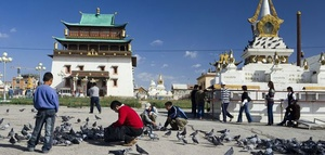 Beijing - Moscow Silk Road by