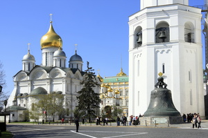 St. Petersburg - Moscow by Volga Dream (Gold)