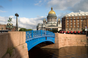St. Petersburg - Moscow  by