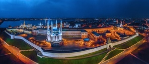 Moscow - Astrakhan on