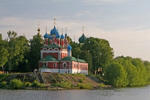 Astrakhan - Moscow  M/S