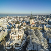 Baltic Highlights New Year Tour