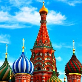 escorted small group Russian tours