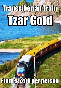 Russian Transsiberian Train Tours