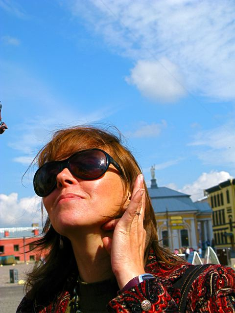 Masha Ganina Tour Guide in St. Petersburg, Russia
