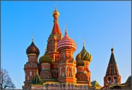 Escorted Tours to Russia