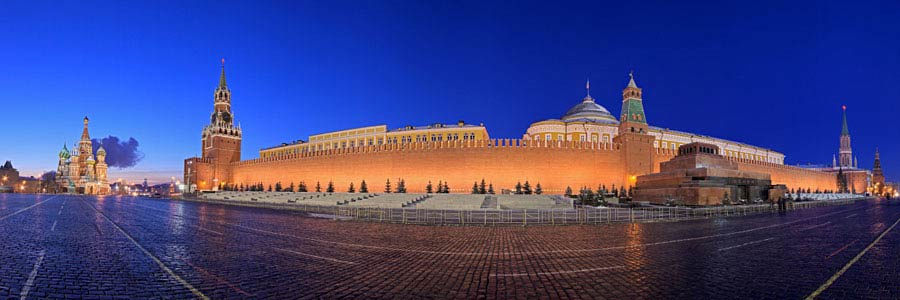 Small Group Tours to Russia